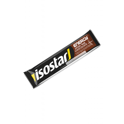 Isostar High Energy Sport Bar Chocolate - 35g