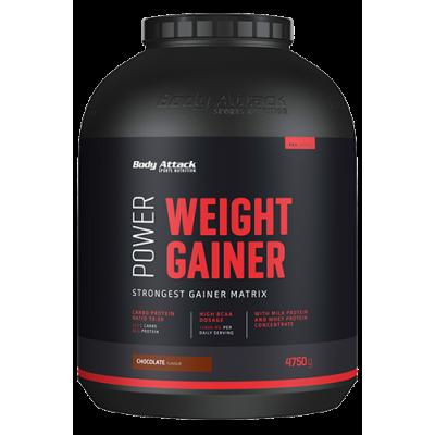 Body Attack Power Weight Gainer - 4750g