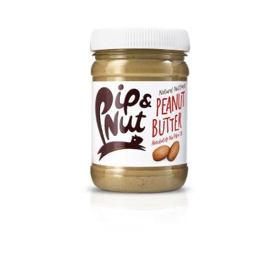 Pip & Nut Smooth Peanut Butter 225g BBF 19/03/2018 - Sportlernahrung