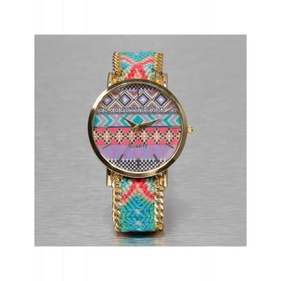 Kaiser Jewelry Frauen Uhr Textil