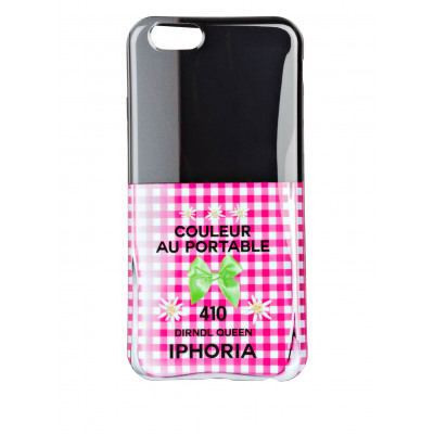 IPHORIA iPhone-Hülle COULEUR AU PORTABLE