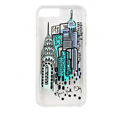 CASE-MATE iPhone-Hülle NYC SKYLINE
