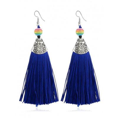 Perlen-Troddel-Entwurf Bhmen-Tropfen-Ohrringe
