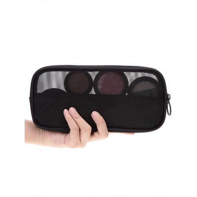 Atmungsaktive Multifunktions Mesh Travel Make-up Tasche