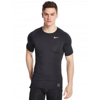Nike Pro Cool Kompressionsshirt - schwarz - Mens, schwarz