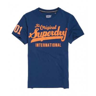 Superdry 100 Club T-Shirt