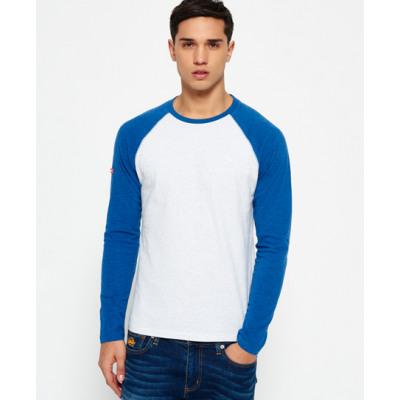 Superdry Orange Label Baseball-Shirt