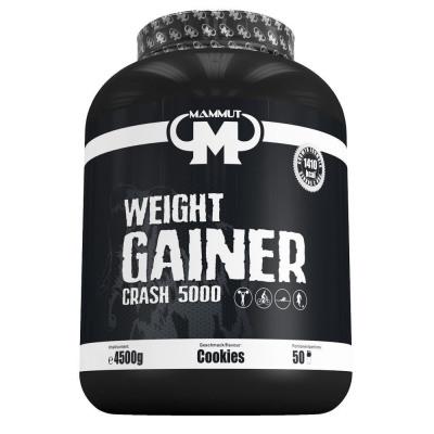 Weight Gainer Crash 5000 4,5 kg