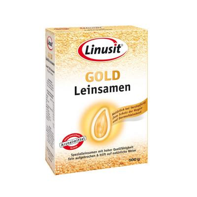 Linusit Gold Leinsamen (500g)