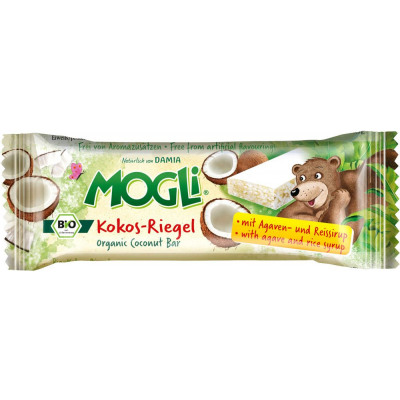 Mogli Riegel bio - 25g - Crunchy