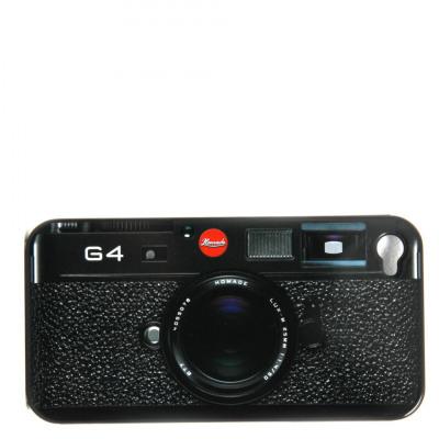 G4 Kamera-Design Hülle für iPhone 4