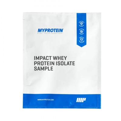 Impact Whey Isolate - 25g - Päckchen - Banane