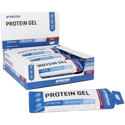 Protein Gel - 70g - Päckchen - Tropisch