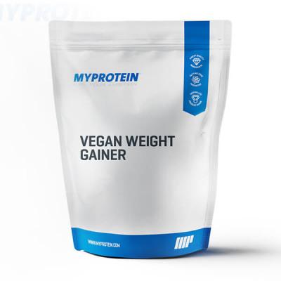 Veganer Weight-Gainer - 1kg - Beutel - Geschmacksneutral