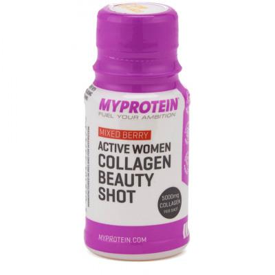 Active Women Kollagen Beauty Shot (Probe) - 60ml - Flasche - Fruity Twist