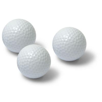 Mikado 432 Golfbälle ohne Logo, weiß