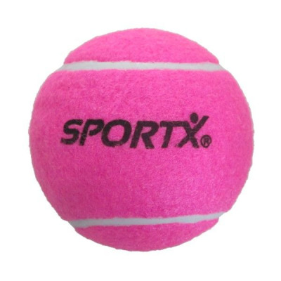 Sportx Jumbo Tennisball L - Gelb