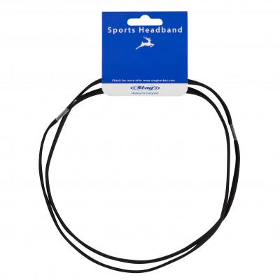 STAG Sport Stirnband Small 2x - Schwarz