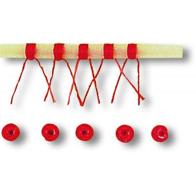 Zebco Silikon-stopper - sortierte größen - 15 stck