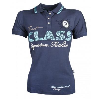 Horka Allegro Shirt - Blau