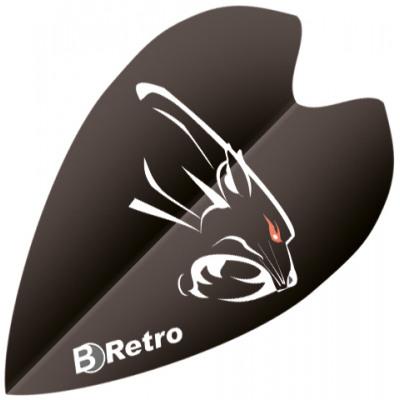 BULL'S Retro & Retro Mini Flüge - Panther