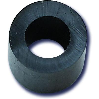 Black Cat Rubber Stop - 10 stücke