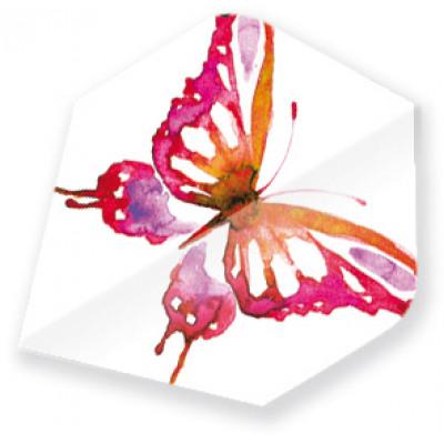 Unicorn - Plus Butterfly Core 75 Flüge Plus - Butterfly - Rosa