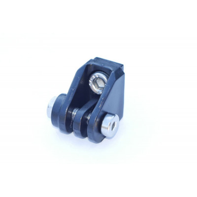 HideMyBell Adapter Cam / Lampe GoPro Style - Black