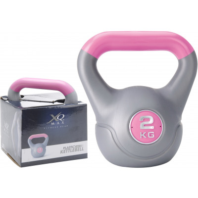 XQ Max Kettlebell - Vinly - Pink - 2 kg