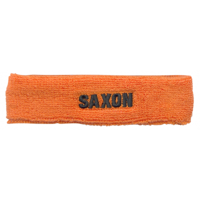 Saxon Stirnband - Orange