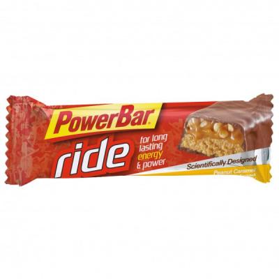 PowerBar - Ride Erdnuss-Karamell - Energieriegel