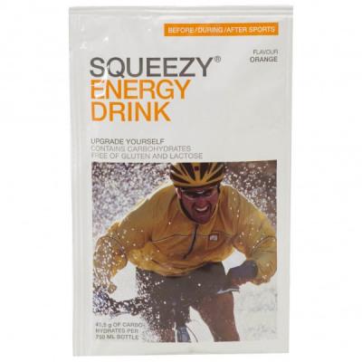 Squeezy - Energy Drink Orange