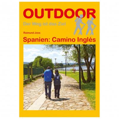 Conrad Stein Verlag - Spanien: Camino Inglés - Wanderführer