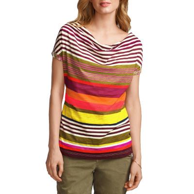 Shirt geringelt