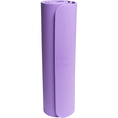 Yogamatte Dünn Purple 10 mm