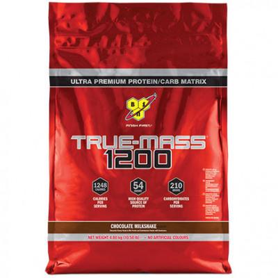 BSN True-Mass Weight Gainer - 4,73kg Beutel Vanilla