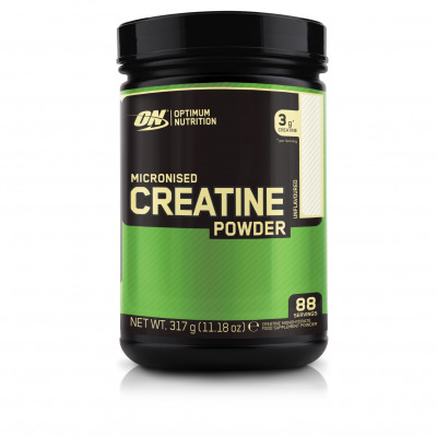 OPTIMUM NUTRITION Micronized Creatine Powder 144g Dose