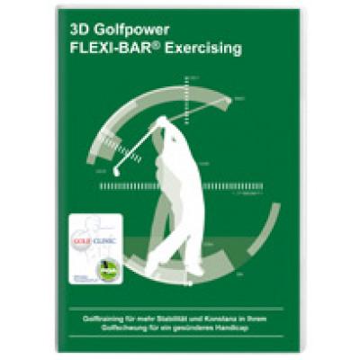 Flexi-Bar DVD 3D Golfpower