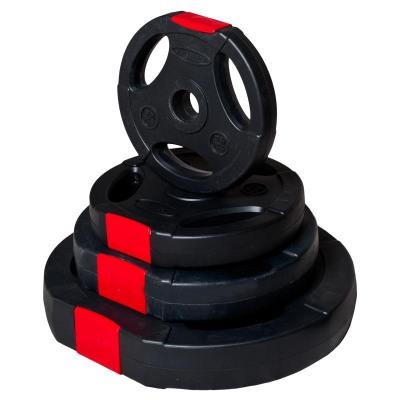 Kunststoff Hantelscheibe 15kg